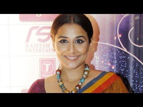 Vidya Balan's New Screen Name: Vidya Balan Roy Kap