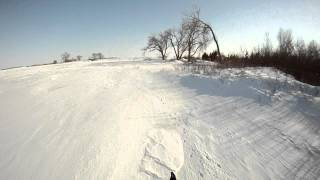 10. 2011 Arctic Cat Sno Pro 500- first ride