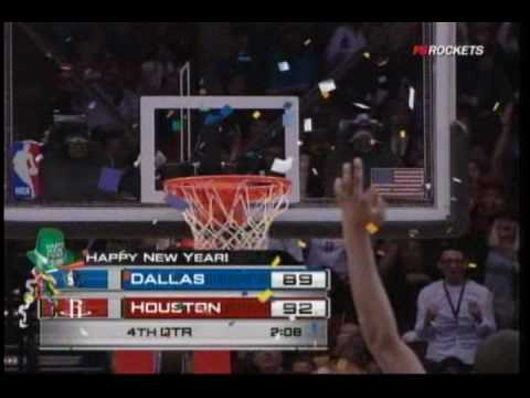 Battier, Brooks hit back-to-back clutch threes late vs. Dallas