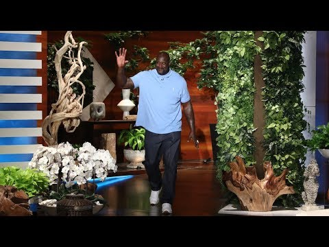 Download Shaq's Babysitting Gig Led to His Google Riches HD Mp4 3GP Video and MP3