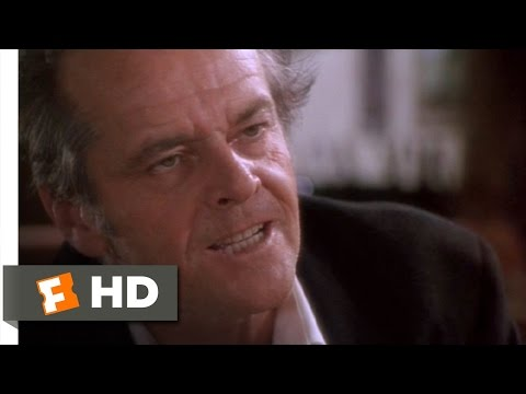 The Crossing Guard (9/12) Movie CLIP - I Hope You Die (1995) HD