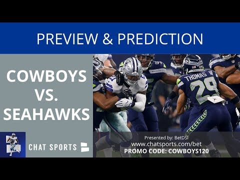 Cowboys vs. Seahawks: Preview, Prediction, Depth Chart, Injury Report, Keys To The Game & Matchup