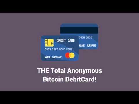 Global Anonymous Bitcoin Debit Card