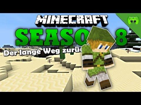 DER LANGE WEG ZURÜCK «» Minecraft Season 8 # 82 | HD