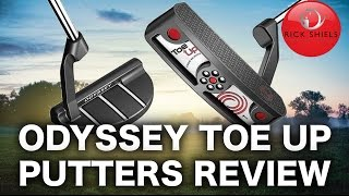 Video ODYSSEY TOE UP PUTTERS REVIEW MP3, 3GP, MP4, WEBM, AVI, FLV Mei 2018
