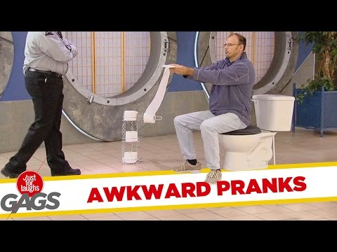 Video Most Awkward Pranks - Best of Just For Laughs Gags download in MP3, 3GP, MP4, WEBM, AVI, FLV January 2017