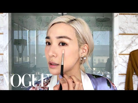 K-Pop Star Tiffany Young& 39;s 18-Step Beauty Routine | Beauty Secrets | Vogue