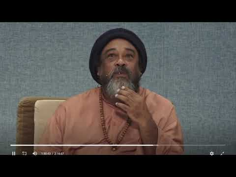 Mooji Video: The Meaning of Anything Is Only In the Mind of the One Perceiving It
