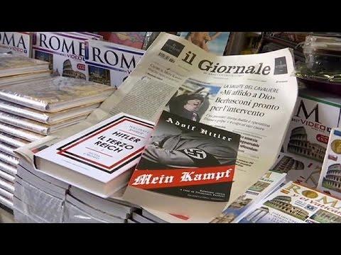 Ιταλία: Κόντρα για το μανιφέστο του Χίτλερ