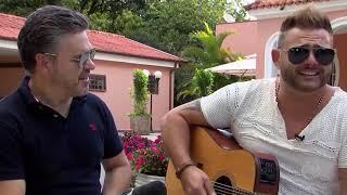 Entrevista com o cantor Marcus Fernando - Visita Record