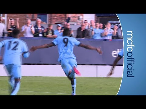 Video: SUPER SAVES & FLAWLESS FINISHES | City EDS 2-1 AS Roma