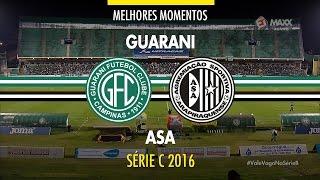 Siga - http://twitter.com/sovideoemhd Curta - http://facebook.com/sovideoemhd CAMPEONATO BRASILEIRO 2016 SÉRIE C Quartas de Final - Jogo Volta Estádio Brinco...