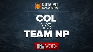 compLexity vs Team NP, Dota Pit Season 5, game 1 [Maelstorm]