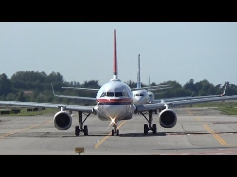 Airplane in the video: - Air Moldova,...