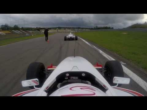 Nurburgring driving academy - Formula BMW - Grand Prix course