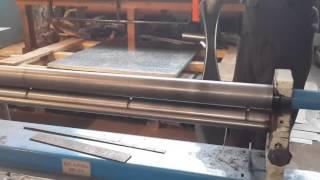 Электромеханический зиговочный станок ETZ 12 MetalMaster