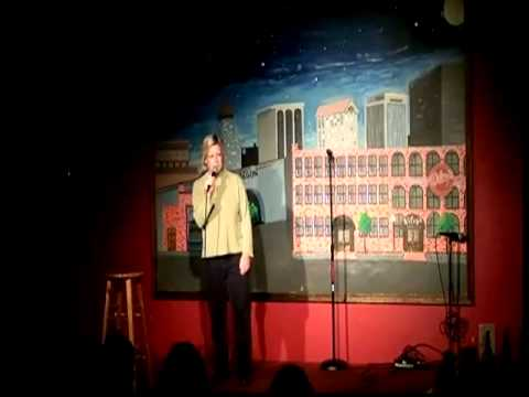 Joyce Rebar at Wiley's Comedy Club in Dayton