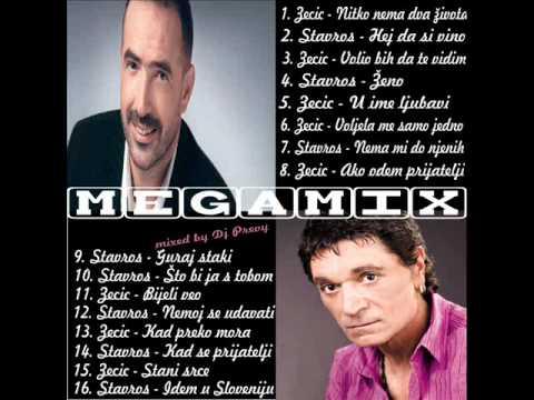 Dj Prevy - Stavros & Zecic Megamix