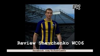 Fifa Online 3 Review Shevchenko WC 06 (9), fifa online 3, fo3, video fifa online 3