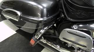 8. 2009 Yamaha Royal Star Tour Deluxe Gray - used motorcycle for sale - Eden Prairie, MN
