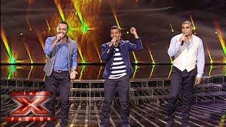 فرقة مرايا - الفرصة الأخيرة - العروض المباشرة الأسبوع 5 - The X Factor 2013