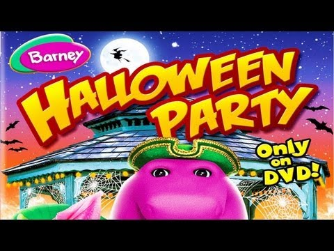 Barney - Halloween Party