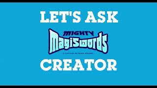 We sat down with Kyle Carrozza, show creator for Mighty Magiswords, to ask him some very important questions! What questions do you have for Kyle? Let us know in the comments below!CN GAMES: http://bit.ly/CNGamesSUBSCRIBE: http://bit.ly/109Y6wqWATCH MORE: http://bit.ly/1RBYuNiAbout Mighty Magiswords:Prohyas and Vambre, the brother and sister team of Warriors for Hire, are always up for a quest. But they never know what quest will drop in their laps! Giant pigs, giant spiders, or giant ancient dinosaurs, they can handle whatever giant quest you want; but not without their trusted collection of Magiswords. Magiswords are perfect for whatever weird thing you need whenever you need it. Do you need a wicker basket made in a second? Do you want to trap evil in a wad of chewing gum? Don't worry, there are Magiswords perfect for the job! With wild crazed joy, the Warriors set out to discover and collect every last Magisword waiting to be found in the Kingdom of Rhyboflaven and beyond. The more they collect, the more crazy swords the Warriors will have to choose from – like swords that can fly, swords that can shoot tomatoes, and swords that spit seeds. Don't ask why, but they really, really, really need that one.About Cartoon Network:Welcome to the Cartoon Network YouTube Channel, the destination for all of your favorite cartoons and videos. Watch clips from shows like Teen Titans Go!, Steven Universe, Clarence, Adventure Time, Uncle Grandpa, The Amazing World of Gumball and more!Connect with Cartoon Network Online:Visit Cartoon Network WEBSITE: http://bit.ly/90omi9Like Cartoon Network on FACEBOOK: http://on.fb.me/SULxhQFollow Cartoon Network on TWITTER: http://bit.ly/XqeBXfFollow Cartoon network on TUMBLR: http://bit.ly/1B3nUQFMighty Magiswords  Rapid Fire Questions: Kyle Carrozza  Cartoon Networkhttps://youtu.be/hKduwZrwI9Y
