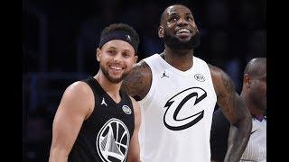 Video NBA ALL STAR WEEKEND Funny Moments 2018 MP3, 3GP, MP4, WEBM, AVI, FLV Juli 2018