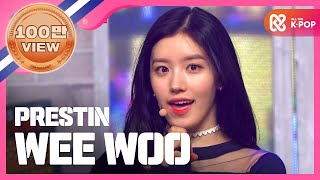 Video Show Champion EP.222 PRESTIN - WEE WOO MP3, 3GP, MP4, WEBM, AVI, FLV Februari 2018