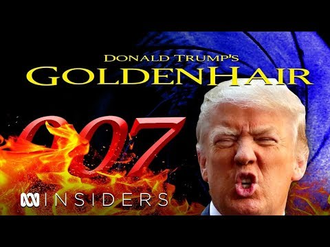 Donald Trump's GoldenHair