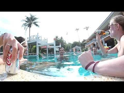 FULL MOON PARTY OCTOBER 2013 – Ko Phangan, Thailand by Unlimited Explorers