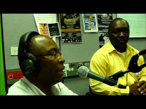 Radio Interview in Barbados Part 3