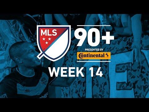 MLS Week 14:  Highlights
