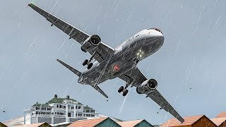 Video Airbus A320 Crashes in the World's Most Dangerous Airport | TACA Airlines 390 | 4K MP3, 3GP, MP4, WEBM, AVI, FLV Januari 2019