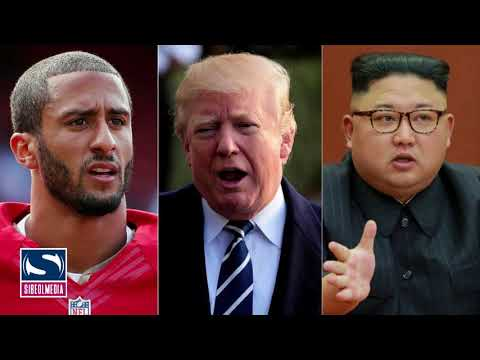 Time's 2017 Person of the Year shortlist includes President Trump, Colin Kaepernick, Kim Jong Un