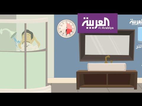 العرب اليوم - شاهد: فيديو إرشادي لكشف وسائل تخفيض فاتورة المياه في المنزل السعودي