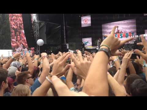 Lil Dicky White Crime Bumbershoot 2015