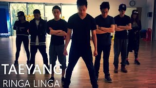 After having recorded this over 2 years ago, I've finally be able to put the scenes together to show our dance to Taeyang's Ringa...