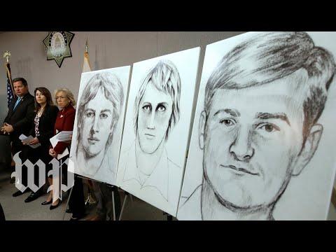 'Golden State Killer' suspect arrested after 40 years