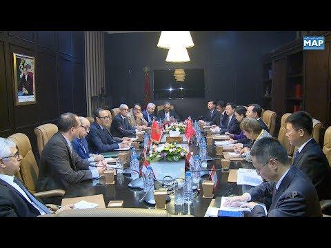الرباط: المغرب يوفر الضمانات القانونية المناسبة للاستثمار مسؤول صيني