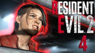 THE 'OL TYRANT SWITCHEROO   Resident Evil 2 - Part 4