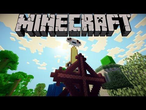 Minecraft Zoo - Nether Depths