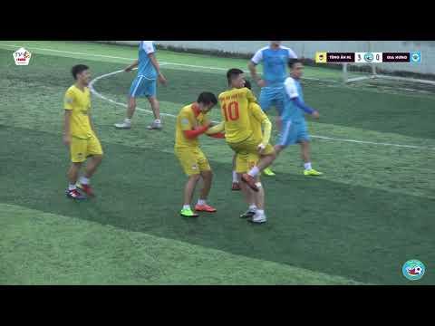 [HIGHLIGHT] TÙNG ÂN HOA LƯ vs GIA HƯNG (Vòng 8 giải bóng đá Vĩnh Phúc League 2018) - Thời lượng: 5 phút, 30 giây.
