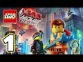 Lego Movie Videogame Walkthrough Part 1 ps3 Lets Play G