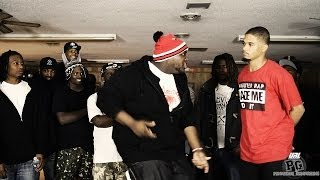 Ultimate Rap League | Yung Mose vs. Conya Raw
