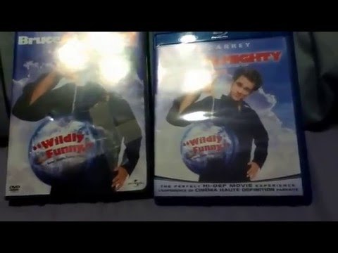 Bruce Almighty & Evan Almighty Review