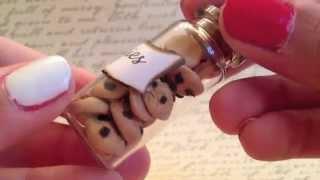 Mini Cookie Jar Tutorial! - YouTube