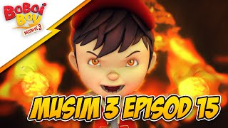 Video BoBoiBoy Musim 3 Episod 15: Misteri Penjenayah Api (With English Subtitle) MP3, 3GP, MP4, WEBM, AVI, FLV Desember 2017