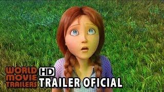 A Lenda de Oz - Trailer oficial dublado (2014) HD
