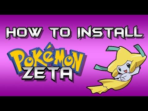 how to patch pokemon zeta